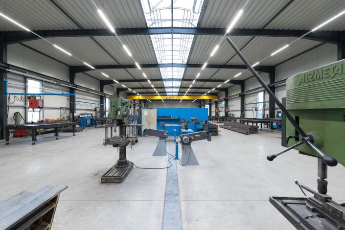 BALDAUF ARCHITEKTEN - Neubau des Betriebsgebäudes der Firma BEWE
