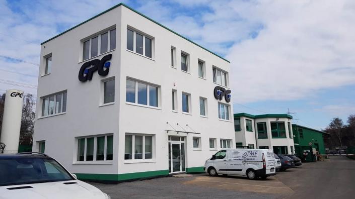 Baldauf Architekten - Bürogebäude GPG Gase