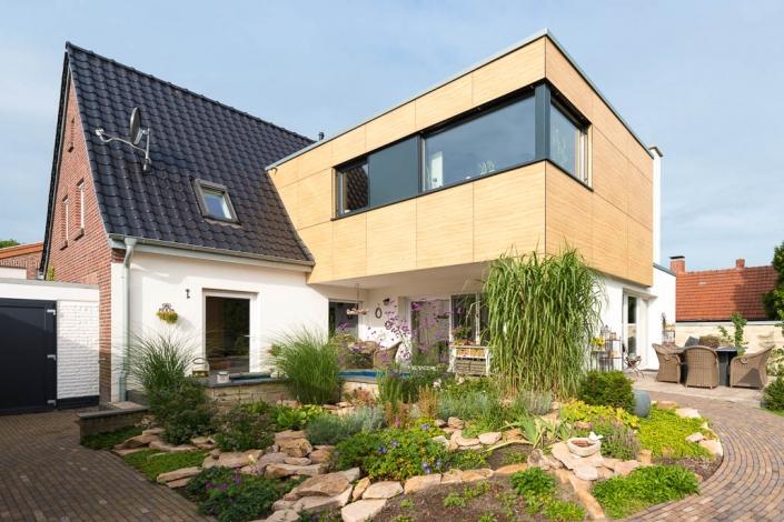 Baldauf Architekten - Einfamilienhaus Erweiterung Heek