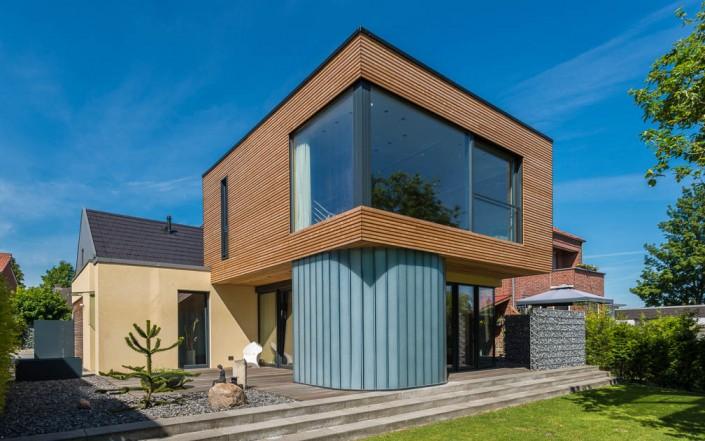 BALDAUF ARCHITEKTEN - Einfamilienhaus Steinfurt