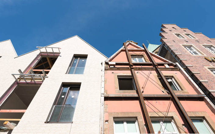Baldauf Architekten - Marktstraße Rheine