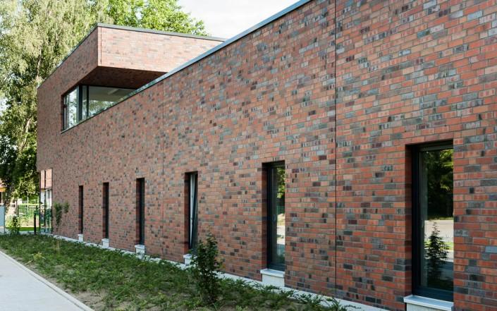 Baldauf Architekten - Sporthalle Steinfurt