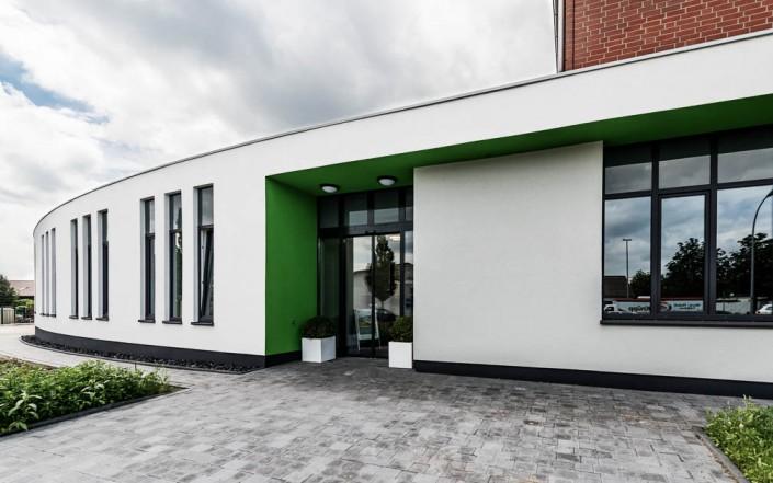Baldauf Architekten - Stadtwerke Steinfurt Kundencenter